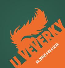 Logo restaurace U Veverky